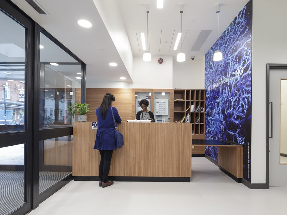 Case Study - UCL Rayne Centre - 01